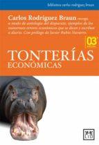 tonterias economicas carlos rodriguez braun 9788483560174
