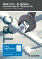 (i.b.d.)tpc sector metal - fontaneria e instalaciones de climatizacion-9788483643174