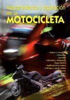 mantenimiento y reparacion de la motocicleta-9788483692974