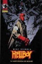 hellboy: la mano derecha del destino, 1-mike mignola-9788484312574