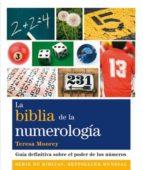 la biblia de la numerologia teresa moorey 9788484454274