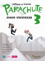 parachute 3 pack 3º eso cahier d exercices-9788490490174