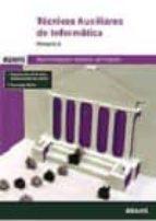 tecnicos auxiliares de informatica. temario 1-9788490844274