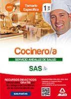 cocinero/a del servicio andaluz de salud. temario específico volumen 1-9788490932674