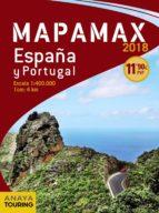 mapamax 2018: españa y portugal (15ª ed.) 9788491580874