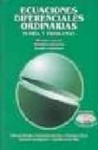 ecuaciones diferenciales ordinarias: teoria y problemas. metodos exactos. metodos numericos (incluye cd rom) antonio lopez 9788492184774