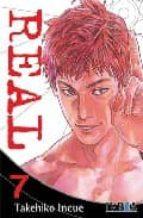 real nº 7-inoue takehiko-9788492449774
