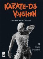karate do kyohan gichin funakoshi 9788493540074