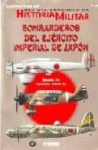 bombarderos del ejercito imperial de japon-eduardo cea-9788496935174