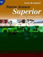 nuevo avance superior alumno+cd-9788497783774