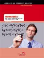 ges: matemàtiques 2. ciclos formativos ed 2013 catala 9788498049374