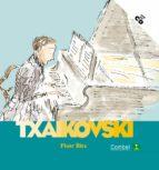 (pe) piotr ilitx txaikovski (inclou cd)-albert jane-9788498254174