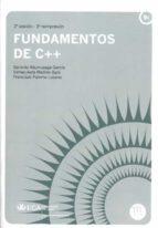 fundamentos de c++ (2ª ed.)-francisco palomo lozano-9788498280074