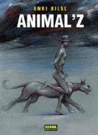 animal z-enki bilal-9788498479874