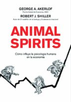 animal spirits (ebook) robert j. shiller george a. akerlof 9788498752274