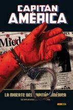 capitan america 5: la muerte del capitan america (marvel deluxe)-ed brubaker-9788498857474