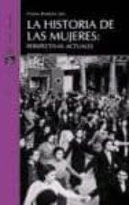 la historia de las mujeres: perspectivas actuales cristina (ed) borderias 9788498880274