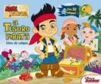 jake y los piratas: el tesoro pirata (libro con solapas)-9788499514574