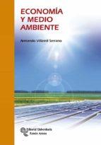 economía y medio ambiente-armando villamil serrano-9788499612874