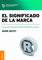 significado de la marca, el (ebook)-mark batey-9789506417574