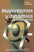 mecanismos y dinamica de maquinaria (2ª ed.)-hamilton h. mabie-charles f. reinholtz-9789681845674