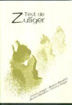 El libro de Test de zulliger. autor CRISTINA WEIGLE DOC!
