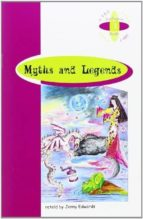 myths and legends (3º eso) jenny edwards 9789963465774