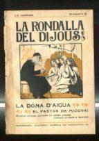 El libro de La rondalla del dijous numero 06: la dona d aigua - el pastor de middvai autor DIBUJOS DE JOHN D.BATTEN JOSEP JACOBS PDF!