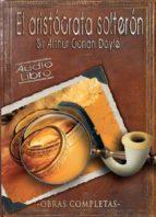 el aristocrata soleteron (cd s sencillo) (audiolibro)-arthur conan doyle-8436014969484