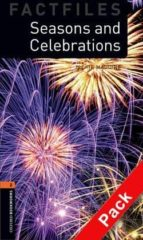 seasons and celebrations (incluye cd) (obf 2: oxford bookworms fa ctfiles)-9780194235884