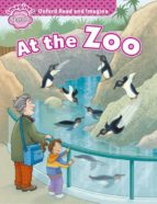 oxford read and imagine: oxford read & imagine starter at the zoo 9780194722384