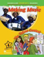 macmillan children s readers: 4 pre intermediate making music/tal e 9780230404984