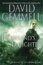 ironhand s daughter-david gemmell-9780345458384