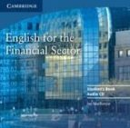 english for the financial audio cd-9780521547284