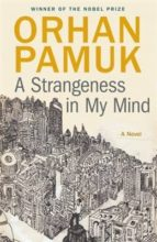 a strangeness in my mind orhan pamuk 9780571275984