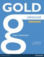 gold advanced ne exam maximiser w/ online audio (no key) (examenes)-9781447907084