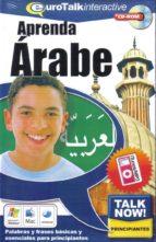 talk now! arabe (principiantes) (cd-rom)-9781843520184