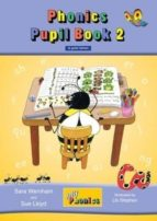 jolly phonics pupil book 2 in print letters sara wernham 9781844141784