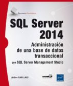 sql server 2014 jerome gabillaud 9782746096684