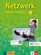 netzwerk / kursbuch a2 mit 2 dvds und 2 audio-cds-9783126069984