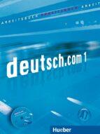 deutsch com.1 arbeitsbuch (cd) z.ab.(libro ejercicios) 9783190116584