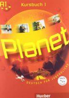 planet 1. kursbuch (incluye 2 audio cd) 9783191016784