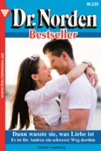 dr. norden bestseller 239   arztroman (ebook) patricia vandenberg 9783740921484