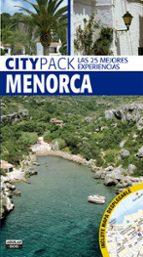 menorca 2015 (citypack)-guillermo esain-9788403500884