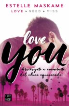 love you (you 1) estelle maskame 9788408147084