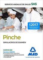 pinche del servicio andaluz de salud: simulacros de examen 9788414214084
