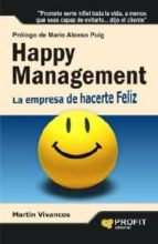 happy management (ebook) martin vivancos 9788415505884
