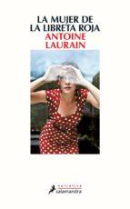 la mujer de la libreta roja (ebook)-antoine laurain-9788415631484