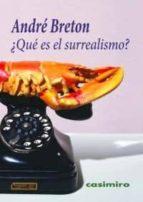 que es el surrealismo andre breton 9788415715184