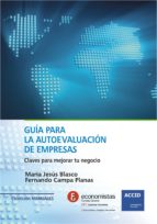 guía para la autoevaluación de empresas (ebook) maria jesus blasco fernando campa planas 9788415735984